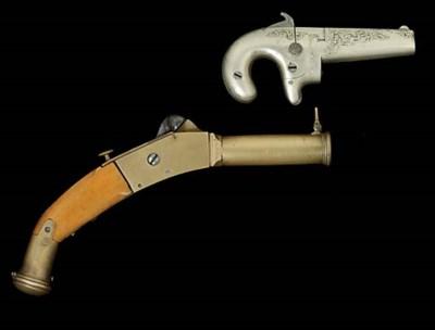 AN UNUSUAL .41 RIMFIRE MOORE'S