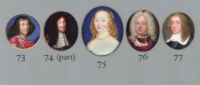 GERMAN SCHOOL, CIRCA 1720/1730