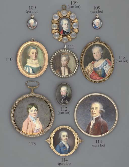 JAN-GEORG TEISSIER (DUTCH, 1750-1821)
