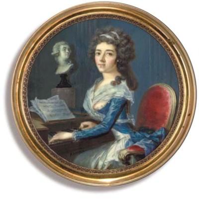 GEORGES-ANTOINE KEMAN (FRENCH,