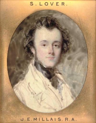 SAMUEL LOVER, R.H.A. (IRISH, 1