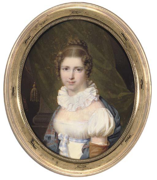 DANIEL SAINT (FRENCH, 1778-1847)