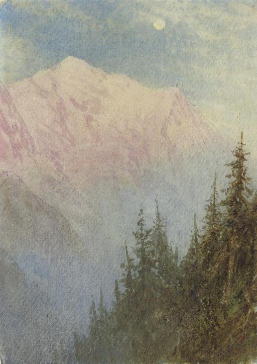 Mont Blanc; The Matterhorn