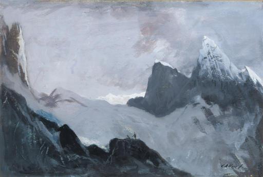 Dawn, Col du Fresnay