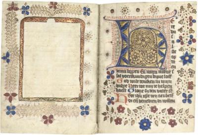 BOOK OF HOURS, use of Utrecht,