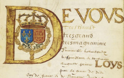 BELLAY, Martin du (1570-1637).