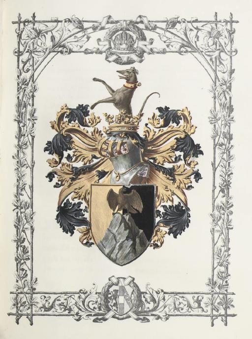 FRANZ JOSEPH I, Emperor of Aus