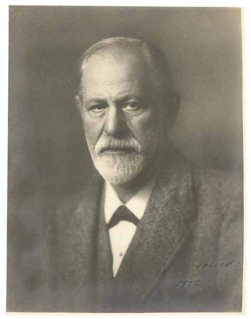 FREUD, Sigmund (1856-1939). Po