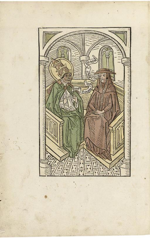 GREGORIUS I (Saint, c.540-604)