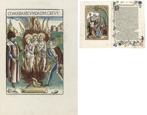 HROSWITHA (c.935-c.1002). Oper