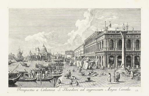 CANAL, Antonio (1697-1768). Ur