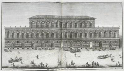 Ruggieri ferdinando c 1691 1741 studio d 39 architettura - Porte e finestre firenze ...