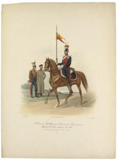 MILITARY UNIFORMS -- GUBAREV,