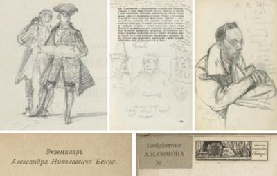BENOIS, Alexandre -- 31 books