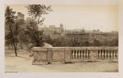 LEAR, Edward (1812-88).  Views