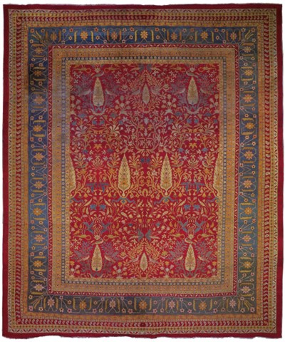 AN AMRITSAR CARPET