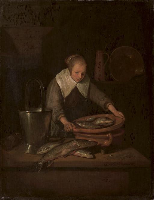 Quiringh van Brekelenkam (?Zwammerdam, near Leiden, after 1622-?1669 Leiden)