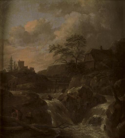 Salomon Rombouts (active Haarlem 1652/60-c.1702 Florence)