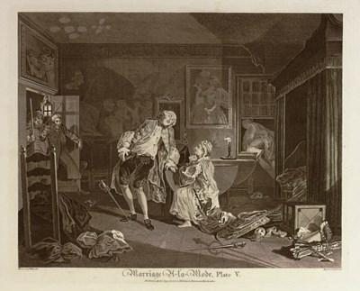 HOGARTH, William (1697-1764) a
