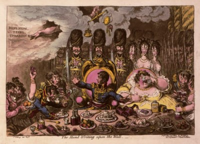 James Gillray (1756-1815)