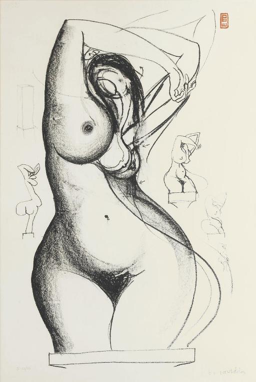 Towards Sculpture 5 (1977)