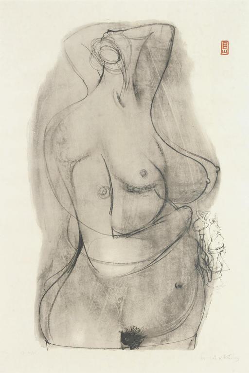 Towards Sculpture 7 (1977)