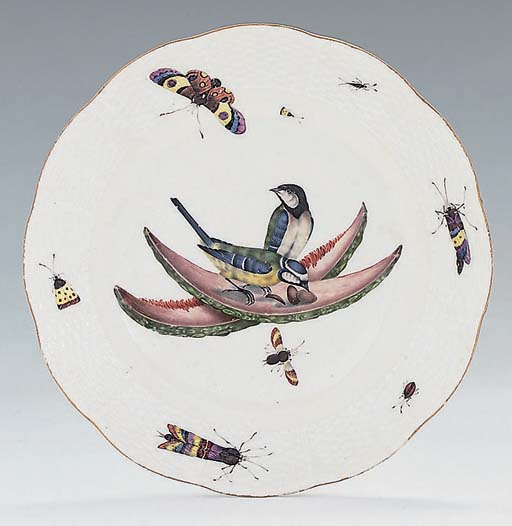 A MEISSEN ORNITHOLOGICAL LOBED