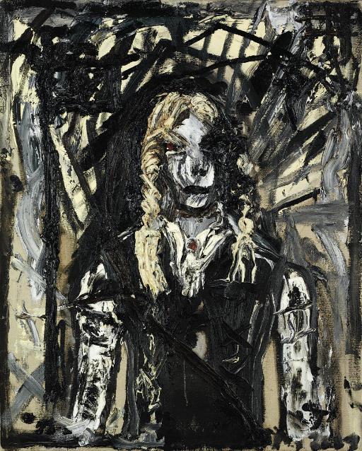 Jonathan Meese (b. 1971)