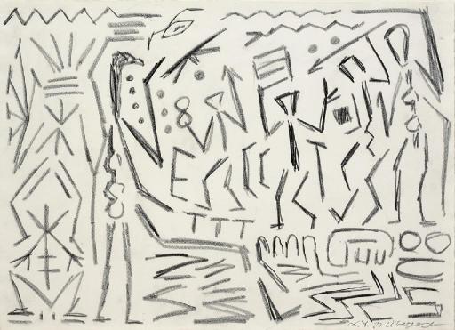 A. R. Penck (b. 1933)