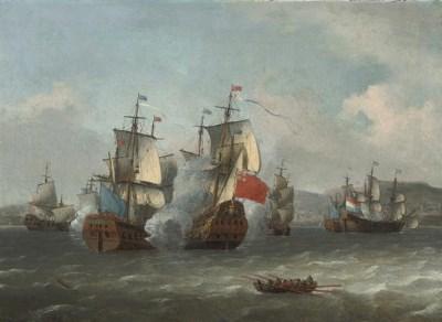 Aernout Smit (Amsterdam 1641-1