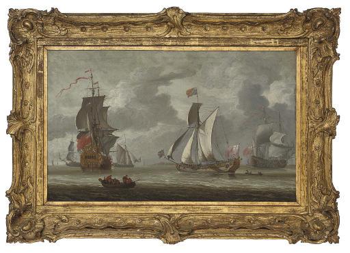 Jacob Knyff (Haarlem 1638-1681