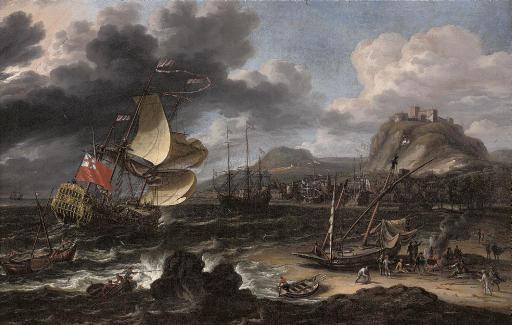Lorenzo A. Castro (Antwerp fl.