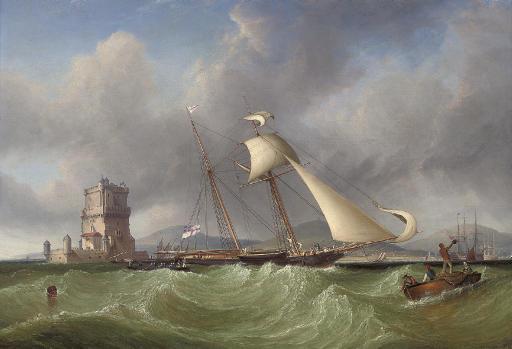 John Christian Schetky (1778-1
