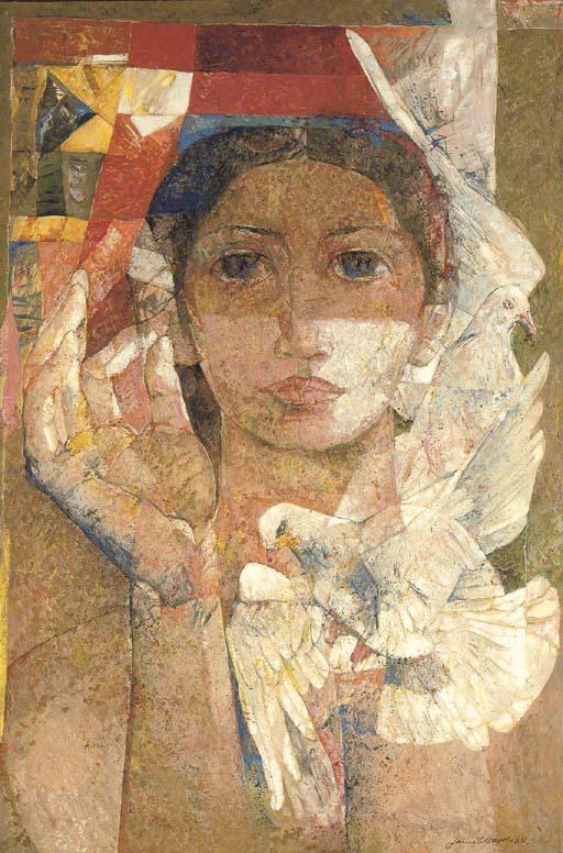Jamil Naqsh (B. 1938)