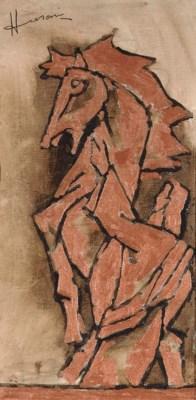 Maqbool Fida Husain (B. 1915)