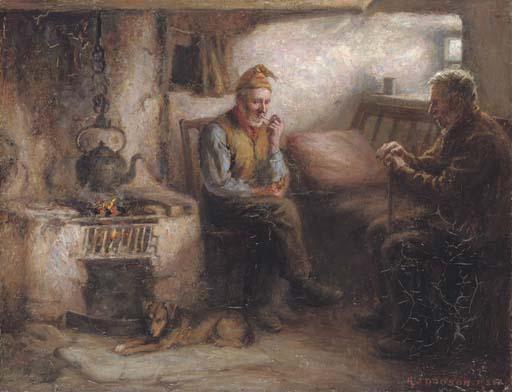 Henry John Dobson, R.S.W. (1858-1928)