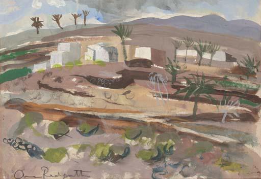 Anne Redpath, R.S.A., A.R.A. A.R.W.S. (1895-1965)