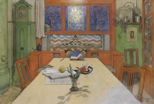 Carl Larsson (Swedish, 1855-19