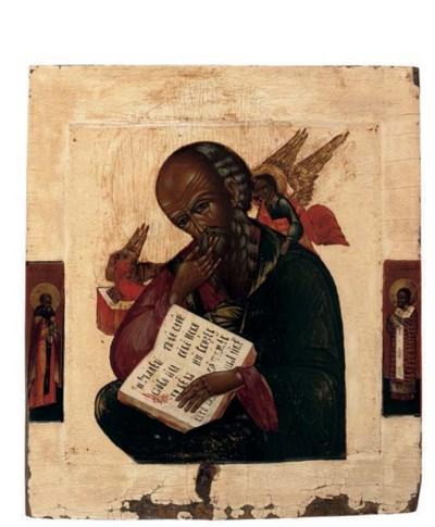 ST. JOHN IN SILENCE
