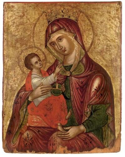 CONSOLAZIONE MOTHER OF GOD