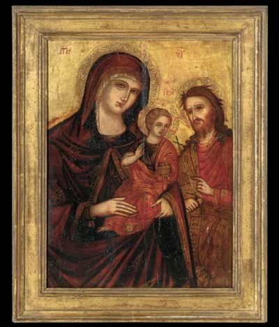 CONSOLAZIONE MOTHER OF GOD WIT