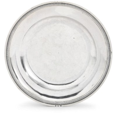 A FRENCH SILVER SECOND-COURSE