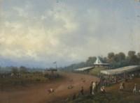 L'Ippodromo a Villa Rignon, Torino
