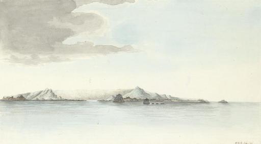 Captain Henry William Parish (