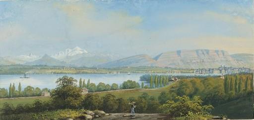 Swiss School, 19th Century