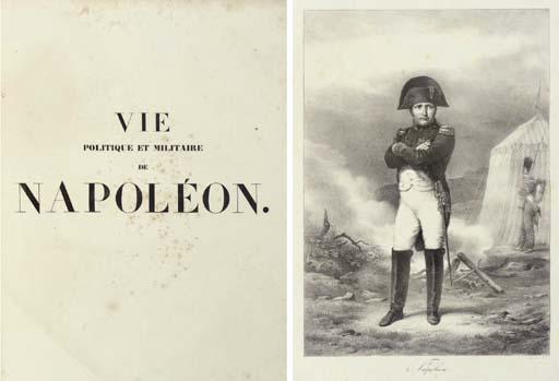 ARNAULT, Antoine-Vincent. Vie