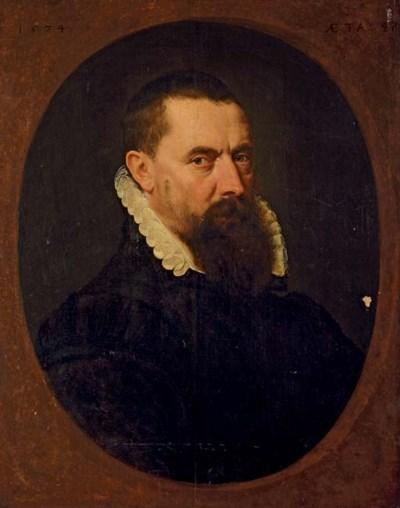 Frans Pourbus I (Bruges 1545/6