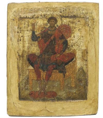 ST. THEODORE STRATELATES