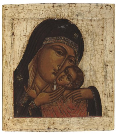 THE MOTHER OF GOD OF KORSUN