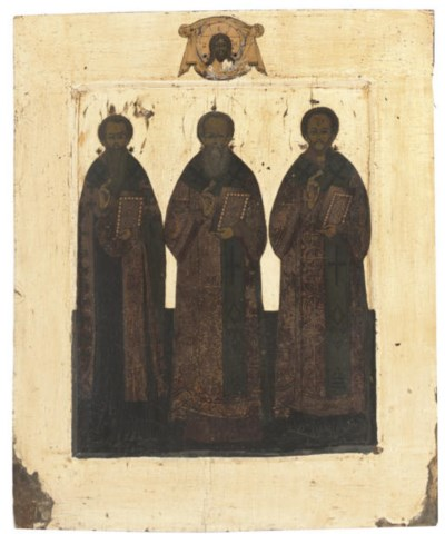 THE THREE HIERARCHS